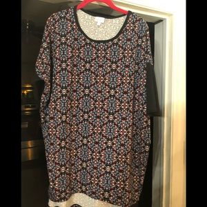 Lularoe Large Irma Top